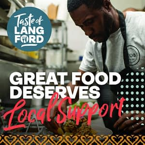 Taste of Langford Spotlights Eateries in Business Booster Campaign