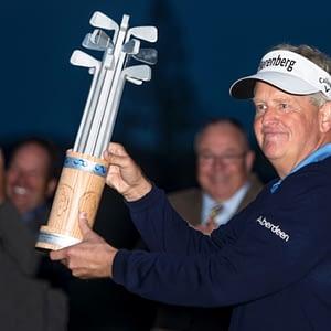 Colin Montgomerie wins Bear Mountain PGA event; three-hole playoff