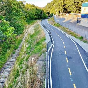 New Section of E&N Rail Trail Completed in Langford