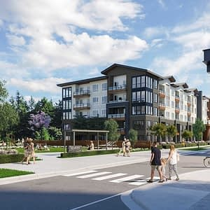The new $200 million Belmont Residences development in Langford will create hundreds of new residential and rental units. Tess van Straaten reports.