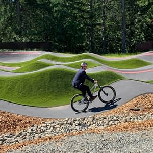New Vancouver Island Bike Park Honours Late B.C. Mountain Biker Jordie Lunn