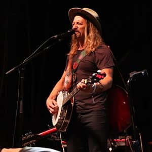 Jesse Roper Thrilled to Wind Up First All Ways Home Festival in Langford