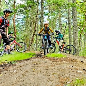 Partnership Provides Introduction to Mountain Biking in Langford