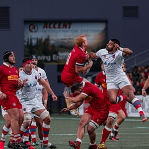 Canadian Rugby 15s Beat Chile in Langford During Two-Game World Cup Qualifier Series